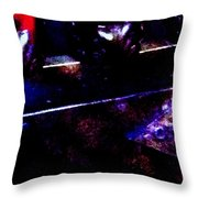 Ghostly Offering Throw Pillow