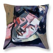 Giacometti Throw Pillow