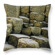 Giant's Causeway #2 Throw Pillow