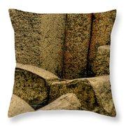 Giant's Causeway #3 Throw Pillow