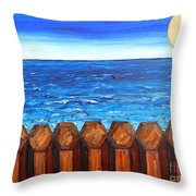 Giant's Causeway 4 Throw Pillow