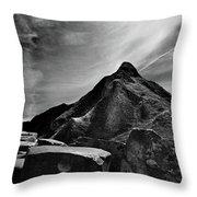 Giant's Causeway 4 Throw Pillow