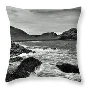 Giant's Causeway 5 Throw Pillow