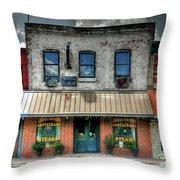 Giddings, Texas Throw Pillow