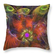 Gift Of The Magi Throw Pillow