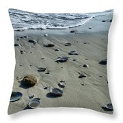 Gifts From The Ocean Throw Pillow