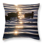 Gifts Of Sunshine Throw Pillow
