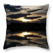 Gifts Of The Heart Throw Pillow