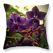 Giggles Throw Pillow