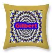 Gilbert Throw Pillow