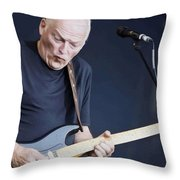 Gilmour #003 By Nixo Throw Pillow