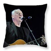 Gilmour #023 By Nixo Throw Pillow