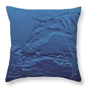 Gimme A Kiss Throw Pillow