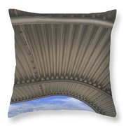Gimme Shelter Throw Pillow