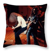 Gimme Three Steps Throw Pillow