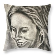 Ginny Throw Pillow