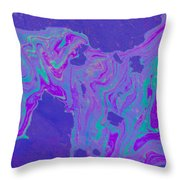 Girls Night Out Throw Pillow