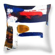 Gist Of It Throw Pillow