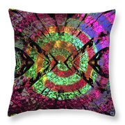 Give It A Whirl Throw Pillow