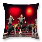 Give It All You Got 18 Throw Pillow