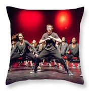 Give It All You Got 5 Throw Pillow