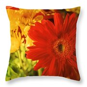 Give It Your All Throw Pillow