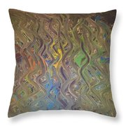 Give Me My Energy  Throw Pillow