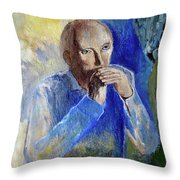Giver Of Dreams Throw Pillow