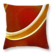 Glass Abstract 776 Throw Pillow
