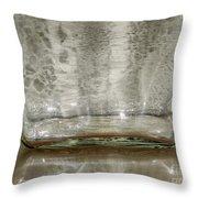 Glass On Glass Throw Pillow