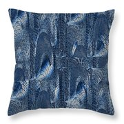 Glass Palace Throw Pillow