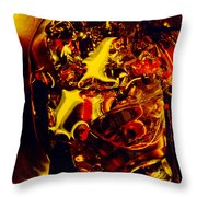 Glassman Throw Pillow