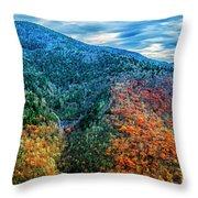 Glassmine Overlook Throw Pillow