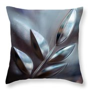Glassy#1 Throw Pillow