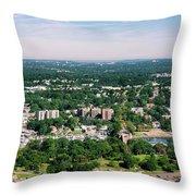 Glen Island Alternate Throw Pillow