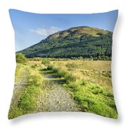 Glen Lyon Throw Pillow