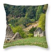 Glendalaugh 15 Throw Pillow