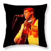 Glenn Frey-1009 Throw Pillow