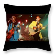 Glenn Frey Joe Walsh-1023 Throw Pillow