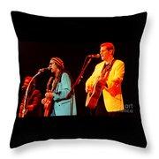 Glenn Frey Joe Walsh-1030 Throw Pillow