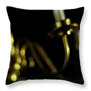 Glimmer Throw Pillow