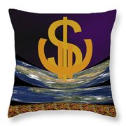 Globalworld Throw Pillow