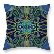 Mandala   56 Throw Pillow