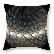 Globulus Throw Pillow
