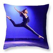 Glorious 12 Throw Pillow