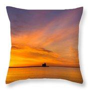 Glorious Expanse  Throw Pillow