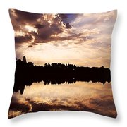 Glorious Moments Throw Pillow