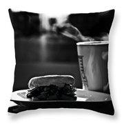 Glorious Morning 2 Throw Pillow