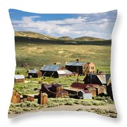 Glory Days II Throw Pillow