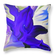 Glory I Throw Pillow